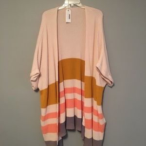 By Together Open Cardigan